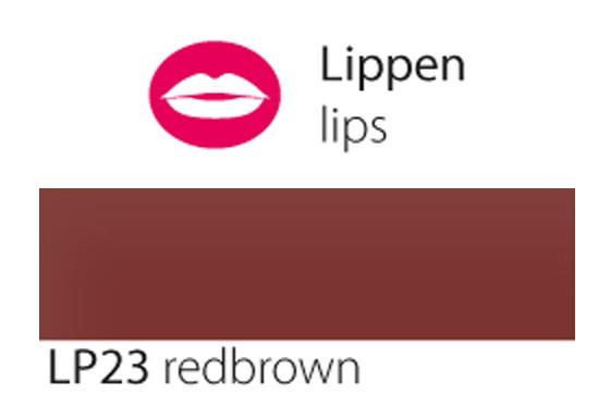 LP23 redbrown