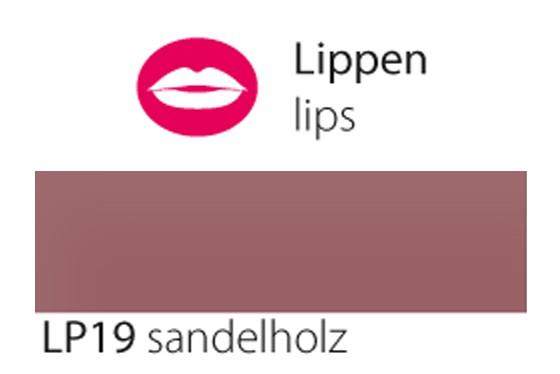 LP19 sandelholz