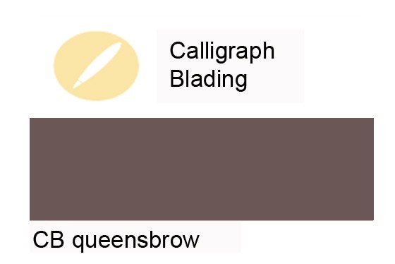 CalligraphColor queensbrow 5 ml