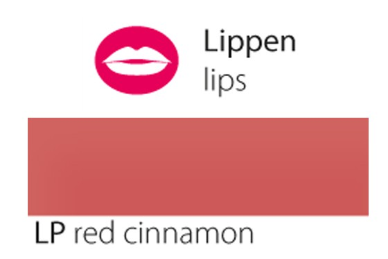 LP red cinnamon