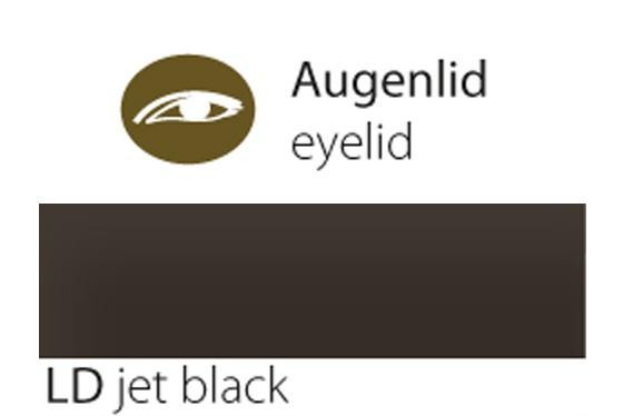 LD jet black