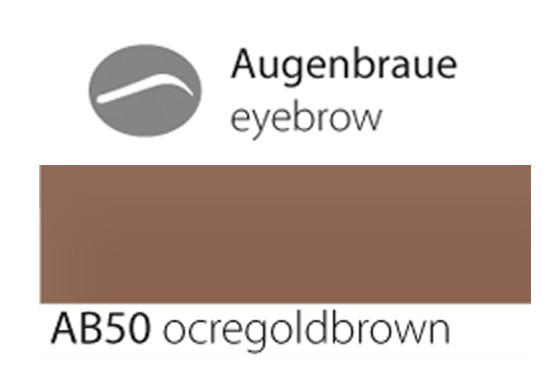 AB50 ocregoldbrown
