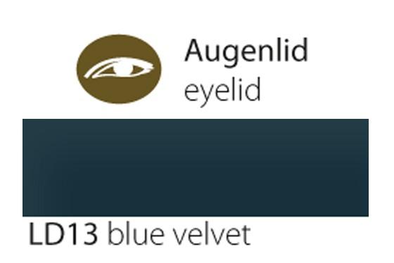 LD13 blue velvet